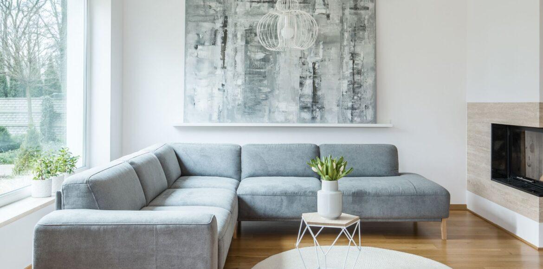 5 zasad minimalistycznego projektowania wnętrz
